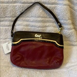 Coach Cosmetic Pouch Makeup Travel Case